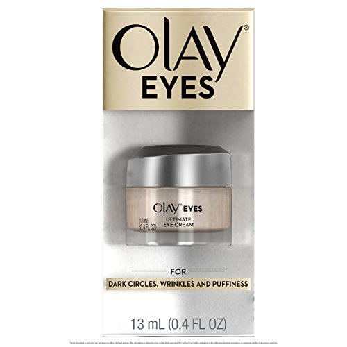 Olay Eyes Ultimate Eye Cream for Wrinkles, Puffy Eyes and Under Eye Dark Circles, 0.4 Fl Oz (Wrinkle Cream Olay compare prices)