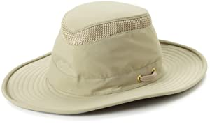 Tilley Endurables LTM6 Airflo Hat,Khaki/Olive,7-1/4