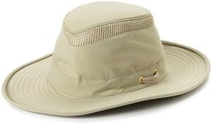 Tilley Endurables LTM6 Airflo Hat,Khaki/Olive,7-1/4