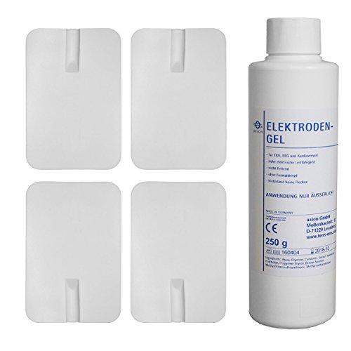 dauer-elektroden-90x60mm-kontaktgel-250g-zur-sofortigen-nutzung-fur-tens-ems-gerate-mit-2mm-steckans