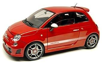 Amazon.com: Bbuargo Fiat Abarth 500 1/18 Red: Industrial & Scientific