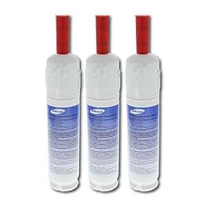 Samsung DA29-00012B HAFCN/XAA Aqua-Pure Plus Refrigerator Water Filter, 3-Pack