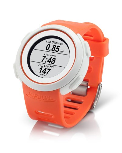 Magellan-Echo-Smart-Sport-Watch-Orange