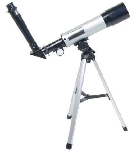 Nuoya001 60X Refractive Astronomical Telescope(360/50Mm) Monocular Space Spotting Scopes W/Tripod