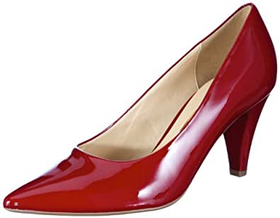 Gabor Shoes Gabor 71.280.75, Damen Pumps, Rot (cherry (+Absatz)), EU 37 (UK 4) (US 6.5)