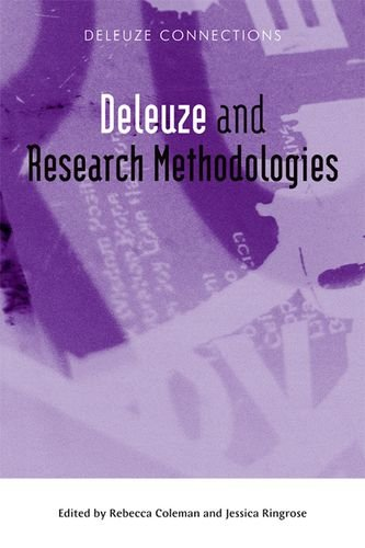 Deleuze and Research Methodologies (Deleuze Connections)