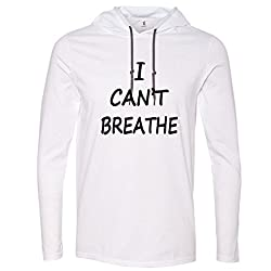 I Can't Breathe Protest Police T-Shirt Hoodie