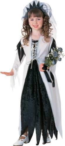 Gothic Bride Kids Costume