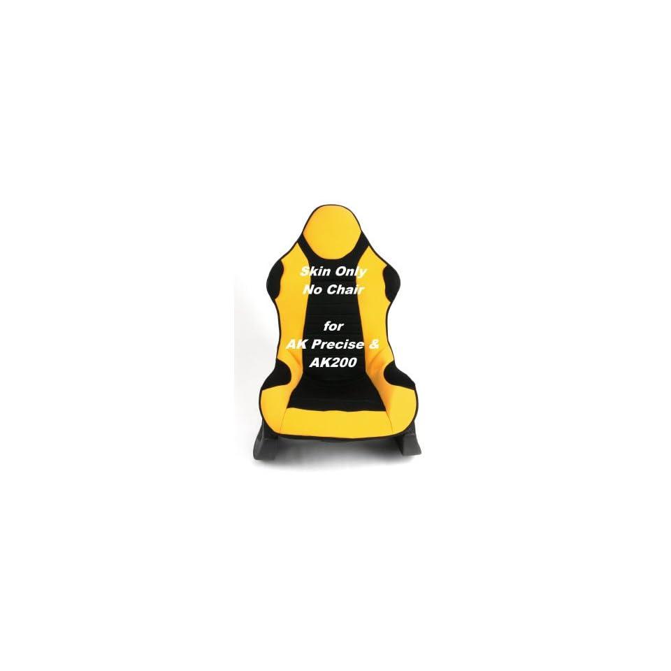 Ak Designs Ak 100 Rocker Gaming Chair Red Skin On Popscreen