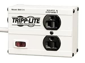 Tripp Lite Isobar 2 Outlet Surge Protector