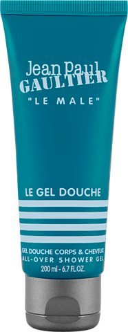 Jean Paul Gaultier Le Male homme / uomini, Showergel, 1er Pack (1 x 200 ml)
