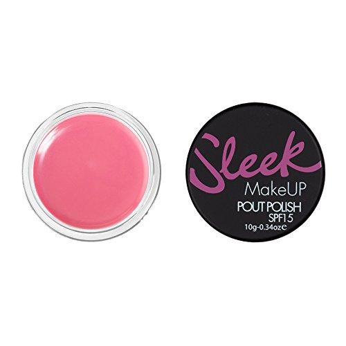 Sleek Make Up Pout polonais teinté pour les lèvres Conditioner - Scandal