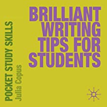 Brilliant Writing Tips for Students (       ABRIDGED) by Julia Copus Narrated by Adjoa Andoh