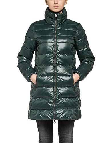 Replay W7197B.000.80874S, Giubbotto Donna, Grün (Dark Green 983), 42