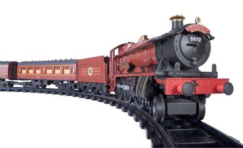 Harry Potter Hogwarts Express G-Gauge Train Set