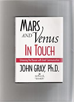 the gender stereotypes in the book mars and venus starting over by john gray Gender on stage or, what do 'breakdown' and 'men  and then there's men are from mars — women are from venus  1992 pop psychology book by john gray.