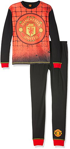 manchester-united-boys-official-pyjama-sets-multicoloured-multicoloured-9-10-years