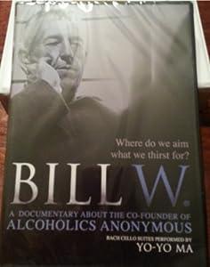 Bill W Documentary DVD
