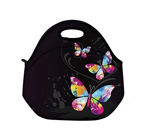 professionalbags-icolor-cute-three-butterflies-insulated-neoprene-gourmet-lunch-bag-by-professionalb