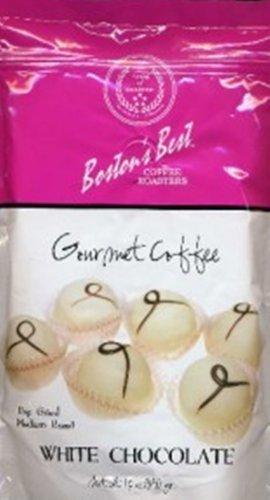 Boston'S Best Gourmet Coffee White Chocolate 12 Oz By Interstate Gourmet Coffee Roasters Inc. [Foods]
