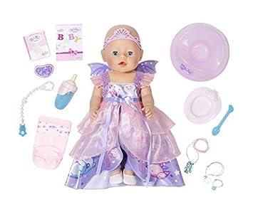 Baby Born 824191Wonderland Fée Rider poupée
