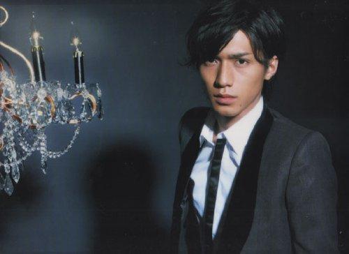 クリアファイル ★ 錦戸亮 2008-2009 「NEWS WINTER PARTY DIAMOND」
