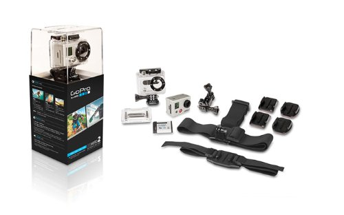 GoPro Kamera HD Hero2 Outdoor Edition