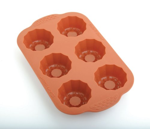 Silicone Mini Fluted Tube Pan - Buy Silicone Mini Fluted Tube Pan - Purchase Silicone Mini Fluted Tube Pan (Baker's Secret, Home & Garden, Categories, Kitchen & Dining, Cookware & Baking, Baking, Cake Pans)