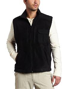Woolrich Men's Elite Polyester Fleece Tactical Vest