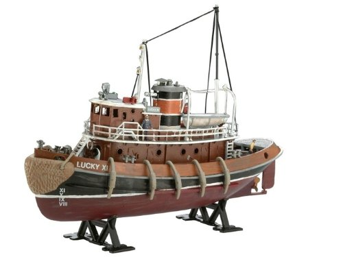 Revell Harbour Tug  Boat (Models To Build compare prices)