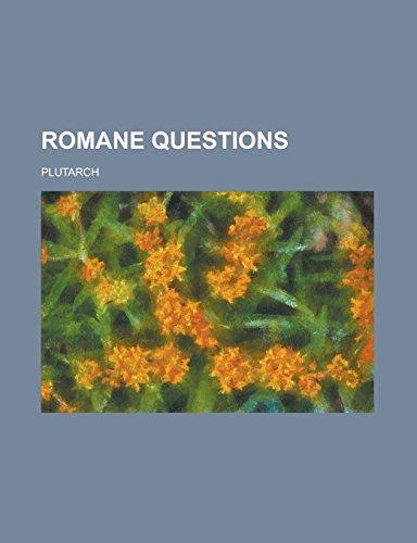 Romane Questions