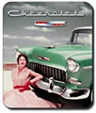 55 Chevy Mouse Pad - by Art Plates