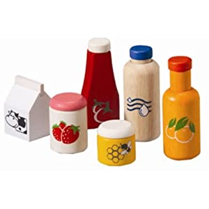 Plan Toy Food and Beverage Set