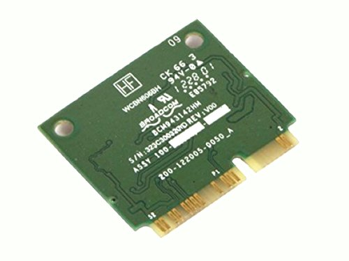 Broadcom Bcm943142Hm Bcm43142 Half Mini Pci-E Bluetooth Bt Wireless Wifi Card 802.11 B G N