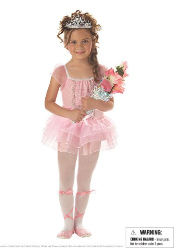 Ballerina Toddler Costume Set