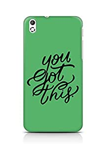 AMEZ you got this Back Cover For HTC Desire 816