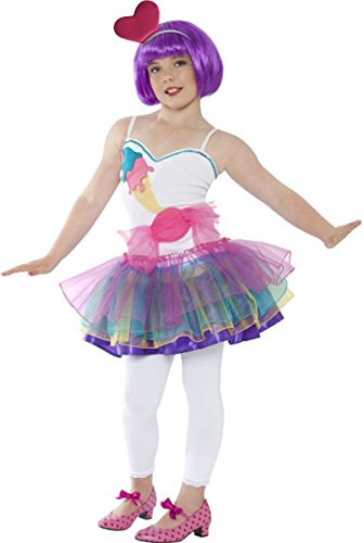 [Mini Candy Girl Costume 10-12 Large] (Used Fancy Dress Costumes Ebay)