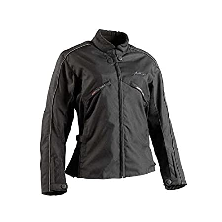 Blouson Moto MELT Femme Noir Taille XL