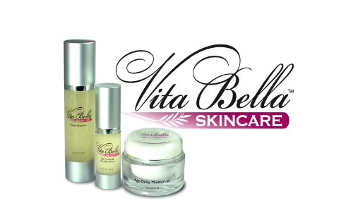 Vita Bella Organic Olive Oil Skincare - Petro Chemical Free -Vegan Non-Toxic Skin Care System
