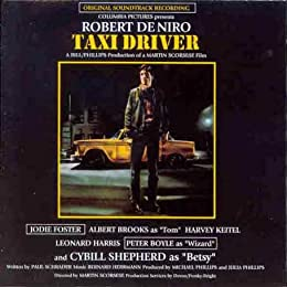 Taxi Driver: Original Soundtrack Recording