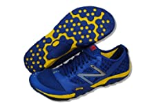 New Balance Minimus MT20BY Trail Running Shoe, Blue, 10.5 D(M) US
