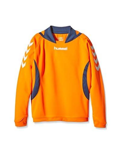 Hummel Camiseta Training Team Player Azul Medio