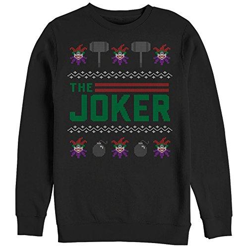 Joker Ugly Christmas Sweater Sweatshirt