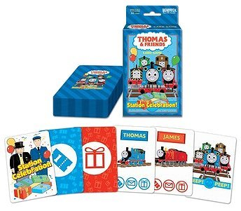 Thomas Birthday Surprise Card Game