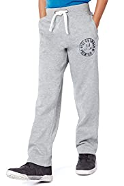 Cotton Rich Contrast Drawstring Joggers