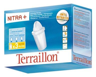 Carafe filtrante terraillon pas cher - Cartouche carafe filtrante terraillon ...