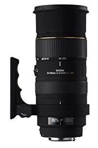 Sigma 50-500mm f/4-6.3 EX DG APO HSM Telephoto Zoom Lens for Nikon SLR Cameras