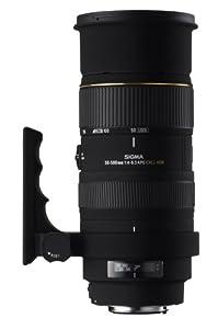SIGMA 50-500mm f/4-6.3 EX DG APO Nikon AFD