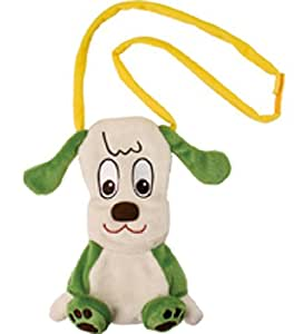 Amazon.com: Peek-a-Boo Doggy and together pochette: Toys & Games