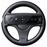 Official Nintendo Wii Wheel - Black
